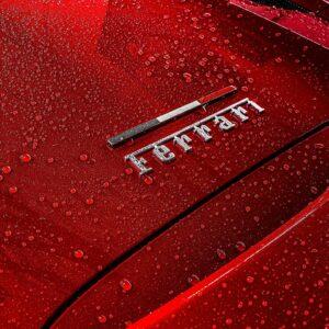 Ferrari 488 Ceramic Coating