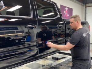 Toyota Tacoma Paint Correction and Ceramic Coating