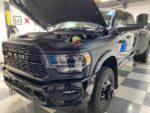 Dodge RAM 3500 XPEL Stealth Conversion installation