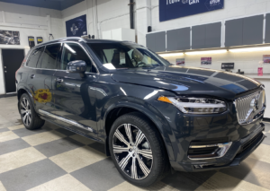 Volvo XC90 XPEL and ceramic coating installed